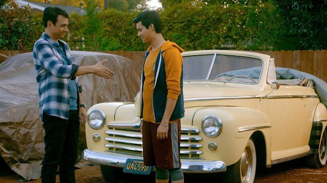 Daniel and Miguel talk