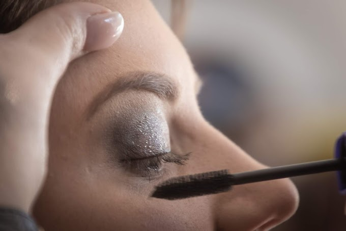 Eye Makeup Tutorial by Nadia Hussain Khan