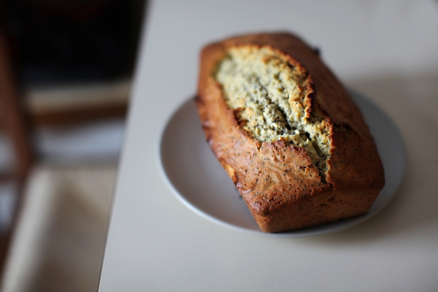 loaf of banana bread - 7 ways to hack your protein powder