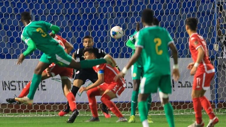 السنغال بطل العرب