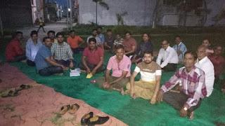 महाराष्ट्र की तर्ज पर मनेगा गणेश उत्सव तैयारियों को लेकर हुई बैठक