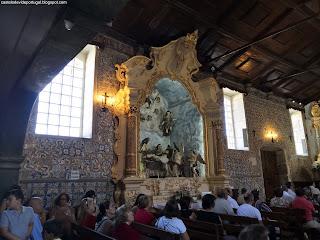 PORTUGAL, CITY / Santuário da Nossa Senhora da Lapa, Quintela, Sernancelhe, Portugal