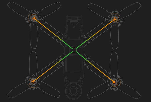 Walkera-furious-215-quadcopter-air-frame