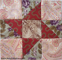 Star tutorial how to make a quilt block