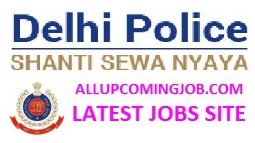Delhi Police MTS Online Form 2017-18