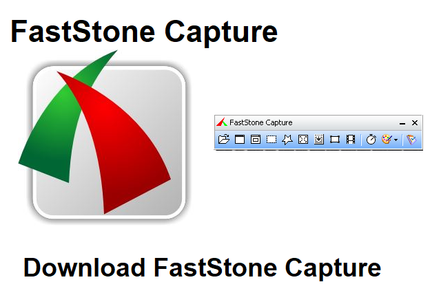 تحميل برنامج تصوير الشاشة بالصور والفيديو FastStone Capture
