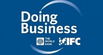 Україна посіла 71 місце у рейтингу Doing Business