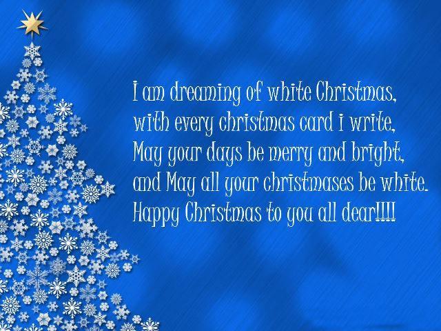 Happy Merry Christmas 2016 Quotes