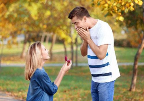 Pedir matrimonio a un hombre