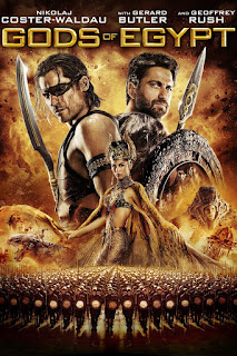 Gods of Egypt 2016 Dual Audio 720p BluRay