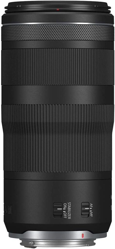 Canon RF 100-400mm f/5.6-8 IS USM
