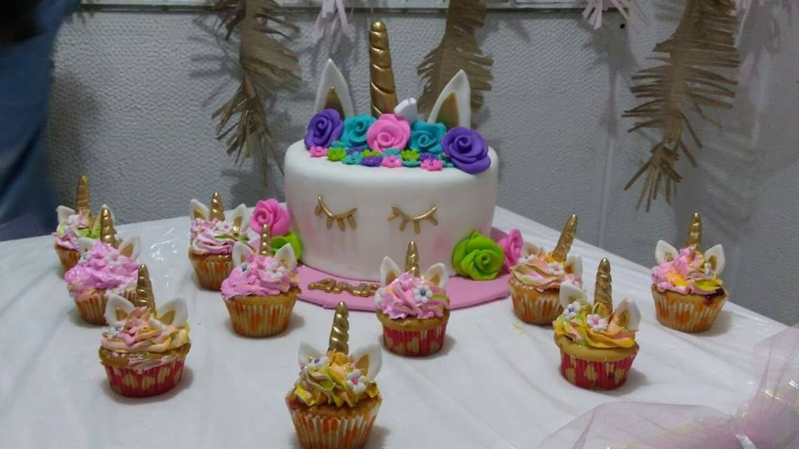 Mesas Decoradas Con Cupcakes