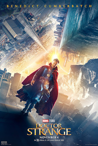 Doctor Strange (HDRip 1080p Ingles Subtitulada) (2016)