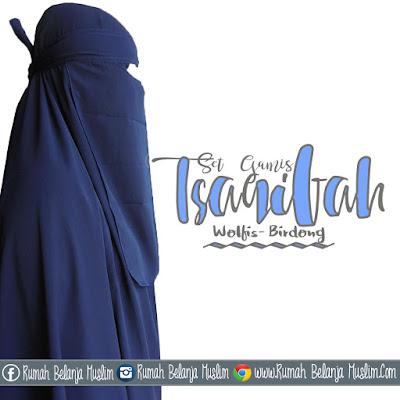 Model Jilbab Cadar Gamis Tsaqifah