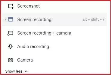 Cara Menggunakan Dropbox Capture Untuk Membuat Pesan Video-3