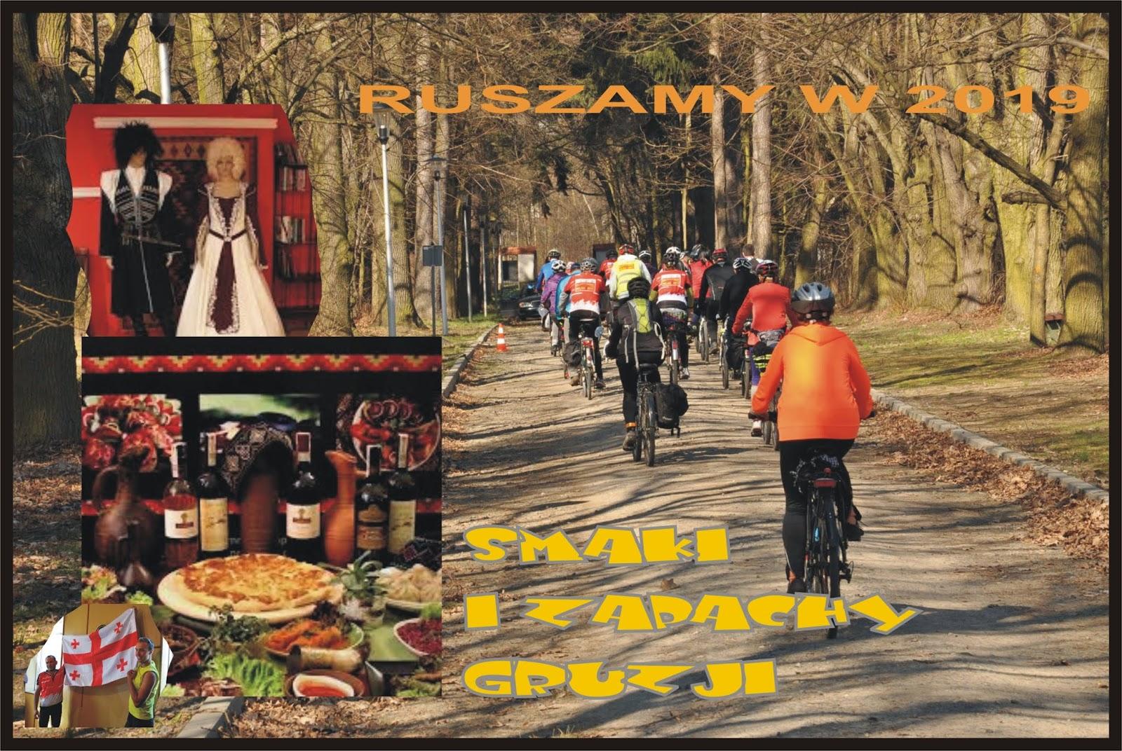 Sekcja Turystyki Rowerowej Milanowek Rozpoczecie Sezonu
