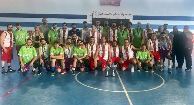 El Sierra de Andújar vuelve proclamarse campeón de la Provincial Masculina