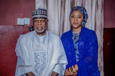 Col Hameed Ali marries new wife Hajiya Zainab Abdulahi