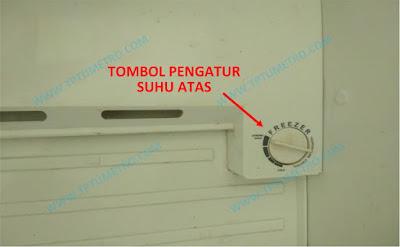 Cara Mengatur Suhu Kulkas Dua Pintu