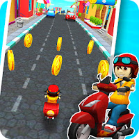 Subway Scooters Free -Run Race Apk Game free Download for Android