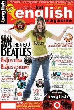Hot English Magazine - Number 111