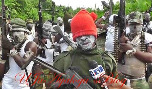 Tender Apology to Kachikwu or Face Massive Attacks on Pipelines - AB Avengers Warn NNPC Boss, Baru