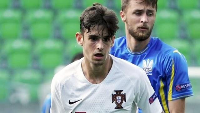 Barcelona mulling over a €20m bid for Braga attacker Francisco Trincao