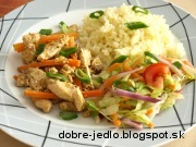 Kuracie prsia s tofu - recept
