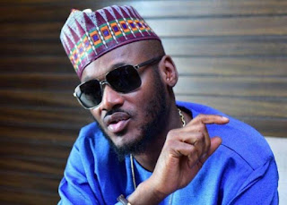 2019: 2Face promotes nonviolence, visits candidates