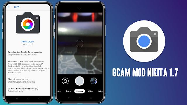 GCAM 7.3 Nikita + Config untuk Realme 3 Android 10