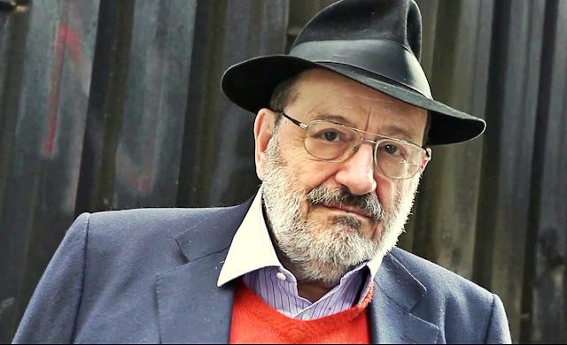 """Umberto Eco, """"o homem que sabia tudo"""""""
