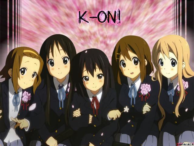 K-On!! De música ligera