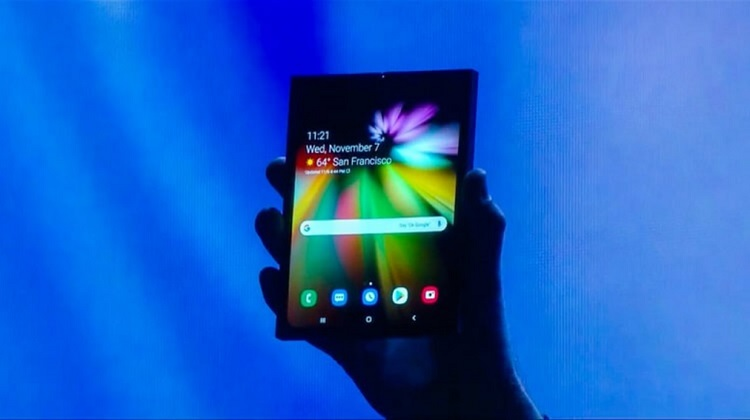 Samsung Galaxy Fold Gets Certified in China