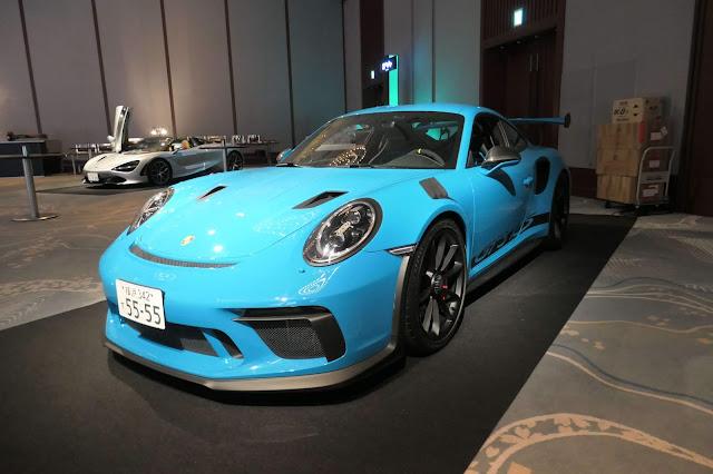 Supercar スーパーカー 展示会、イベント、ショー  @ RUF & CARGUY ル・マン24