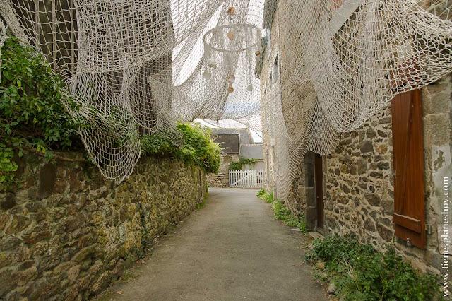 Saint-Suliac viaje Bretaña visitar pueblos bonitos