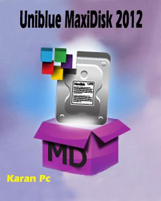 Uniblue MaxiDisk 2012