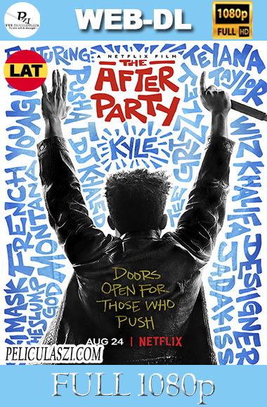 The After Party (2018) Full HD NF WEB-DL 1080p Dual-Latino