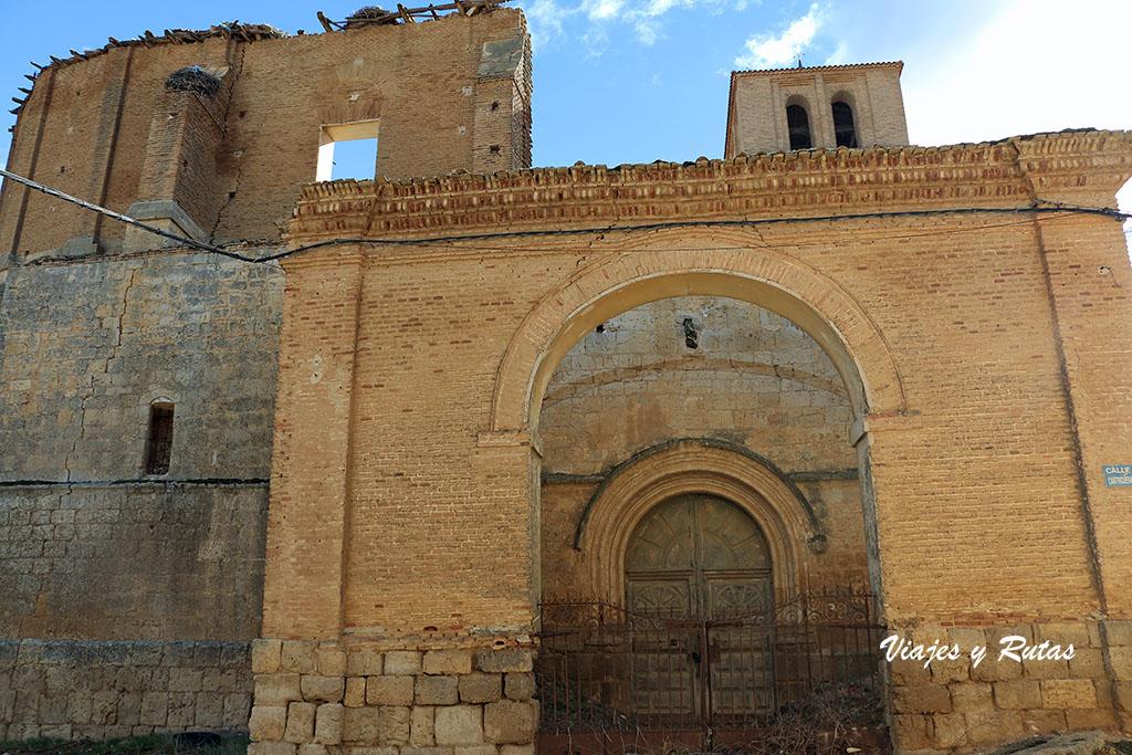 Iglesia de san Miguel de Becerril de Campos