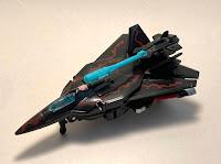 Ricochet Jet Mode