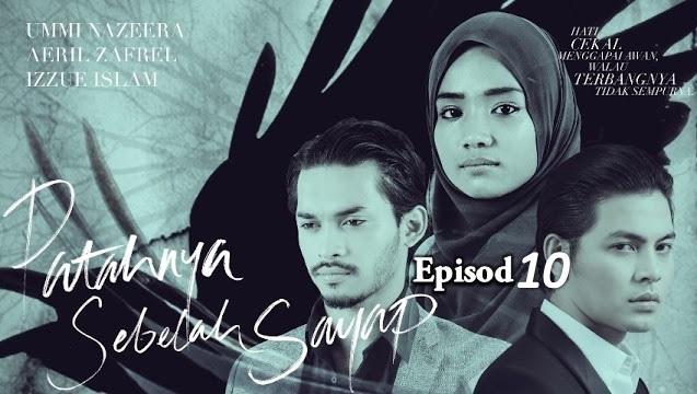 Drama Patahnya Sebelah Sayap – Episod 10 (HD)