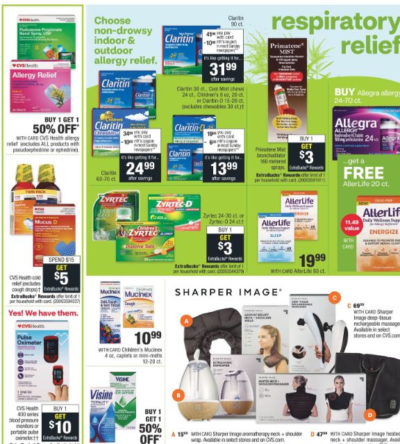 CVS Weekly Ad Preview 8/23-8/29