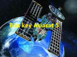 Biss Key Asiasat 5 Terbaru