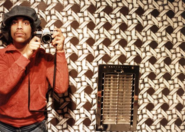 Prince Taking Some Mirror Selfies, 1978