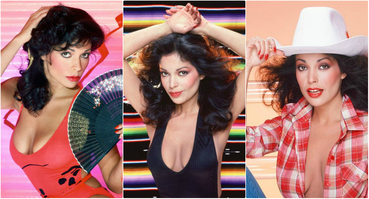 Stunning Portrait Photographs of Apollonia Kotero Taken by Harry Langdon in 1985
