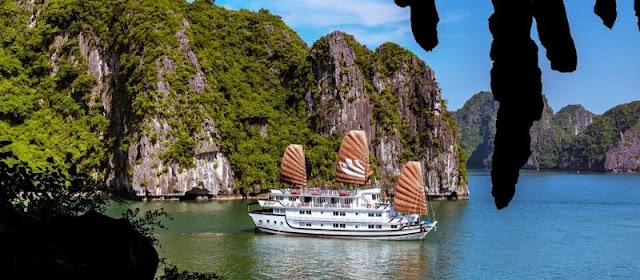 Baie d'Halong - voyage au Vietnam avec votre famille