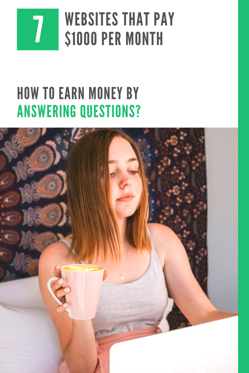 How to Get Paid to Answer Questions in 2019