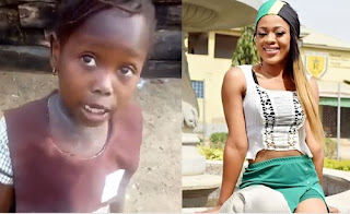 Not many have heard of the 23-year-old graduate of Public Administration from the Auchi Polytechnic, Stephanie, who made the trending viral video. When Saturday PUNCH came in contact with her, she said it was purely for entertainment.