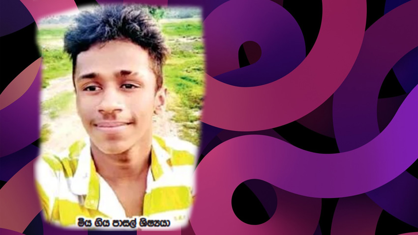 tangalle-student-death