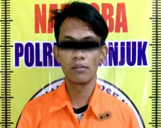 Kalimantan, Nganjuk, Sabu-sabu