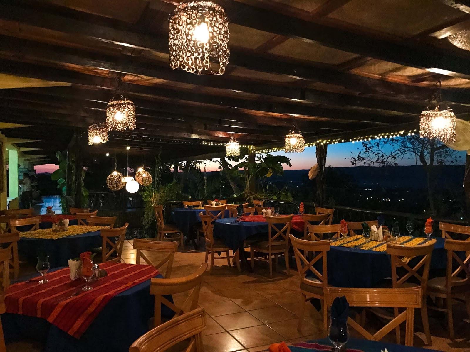 restaurant in san ignacio